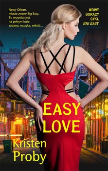 Easy Love. Tom 1 okładka