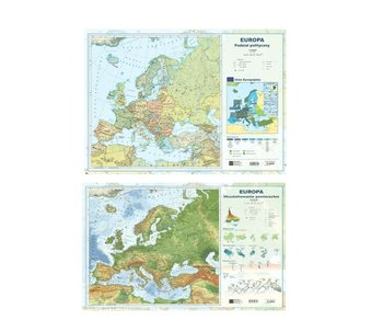 Podkladka Na Biurko Mapa Polityczna Europy Pdf Ebook Mobi Epub
