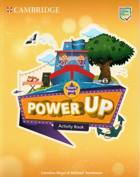 Power Up. Start Smart. Activity Book cover