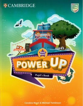 Power Up. Start Smart. Pupil's Book cover